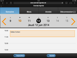 Sites et applications pour mobiles