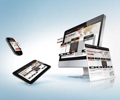 Sites et applications pour media mobiles