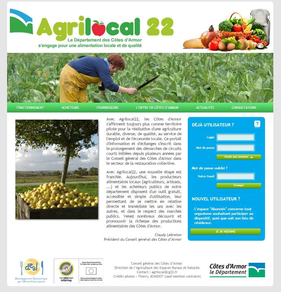 agrilocal22.fr